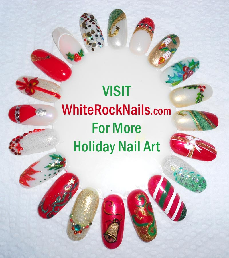 Are Your Nails Ready for the Holiday Season? - White Rock Nail Salon ...